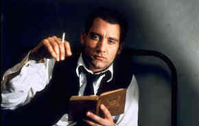 Clive Owen in Gosford park. All rights Reserved.