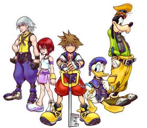 Kingdom Hearts MAX