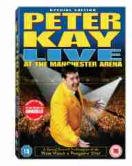 Peter Kay. All Rights Reserved.
