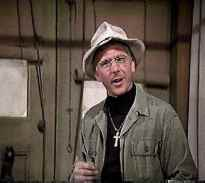 William Christopher - M*A*S*H's Father Mulcahy. All Rights Reserved.