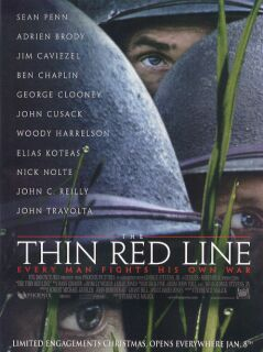 The Thin Red Line. All Rights Reserved.